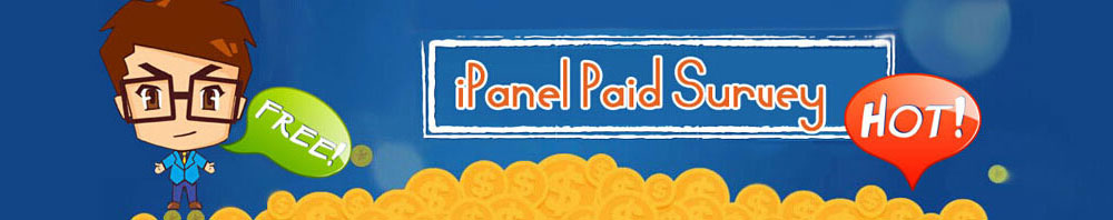 iPanel Paid Survey